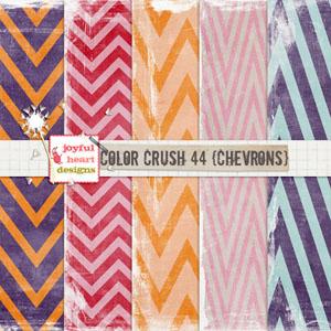 Color Crush 44 (chevrons)