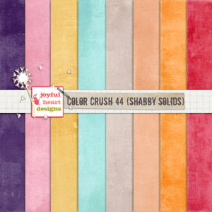 Color Crush 44 (shabby solids)
