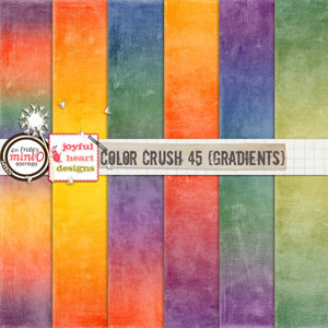 Color Crush 45 (gradients)