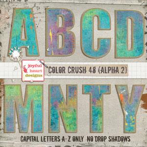 Color Crush 48 (alpha 2)
