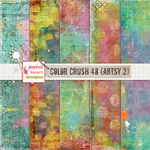 Color Crush 48 (artsy 2)