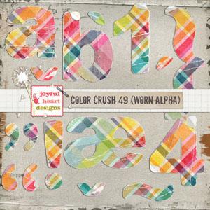 Color Crush 49 (worn alpha)