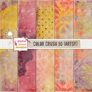 Color Crush 50 (artsy)