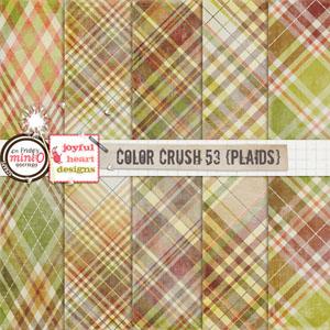Color Crush 53 (plaids)