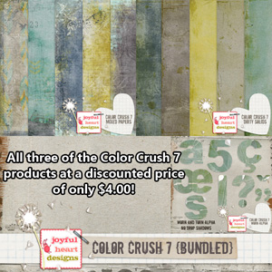 Color Crush 7 (bundled)