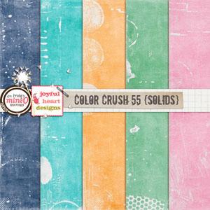 Color Crush 55 (solids)