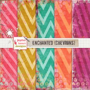 Enchanted (chevrons)