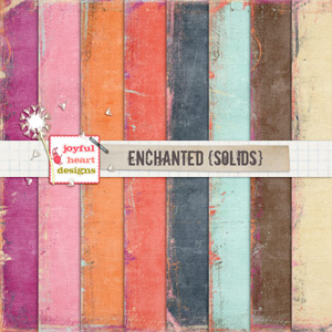 Enchanted (solids)