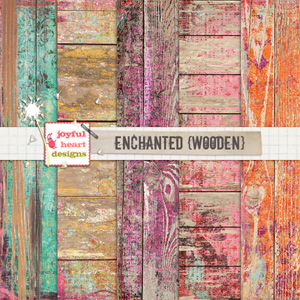 Enchanted (wooden)