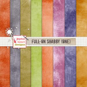 Full-On Shabby (one)