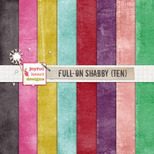 Full-On Shabby (ten)