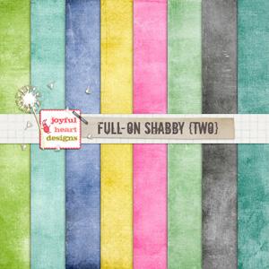Full-On Shabby (two)