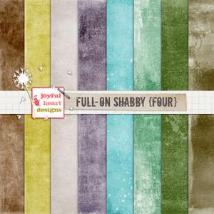Full-On Shabby (four)