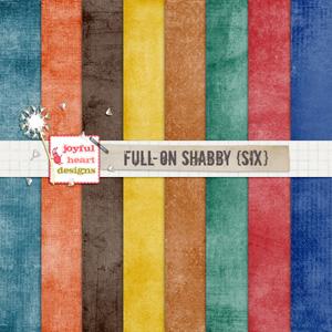 Full-On Shabby (six)