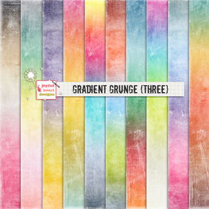Gradient Grunge (three)