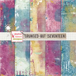 Grunged-Out (seventeen)