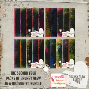 Grungy Glow (bundle two)