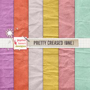 Pretty Creased (one) FREEBIE!! :)