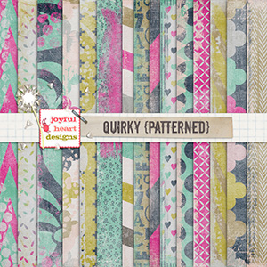 Quirky (patterned)