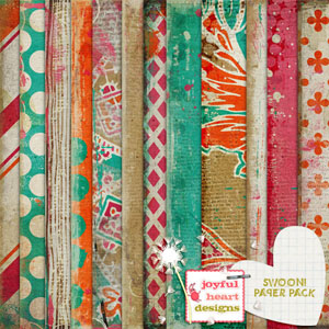 Swoon! (papers)