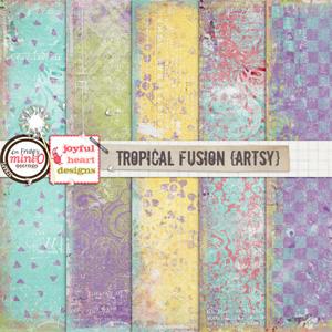 Tropical Fusion (artsy)
