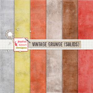 Vintage Grunge (solids)