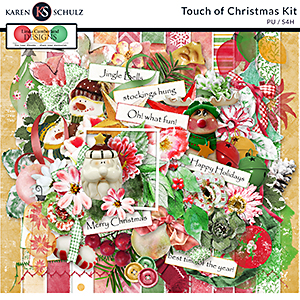 Touch of Christmas Kit by Karen Schulz and Linda Cumberland