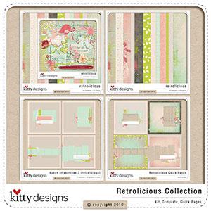 Retrolicious Collection