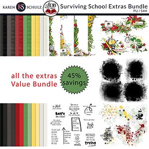 Surviving School Extras Bundle