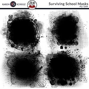 Surviving School Masks