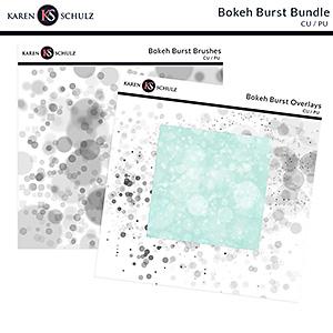 Bokeh Burst Bundle