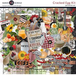 Cracked Egg Kit