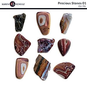 Precious Stones 01