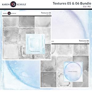 Textures 05-06 Bundle by Karen Schulz
