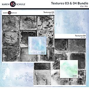 Textures 03 and 04 Bundle
