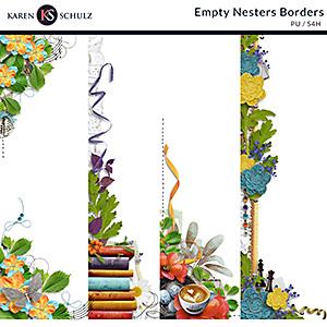 Empty Nesters Borders