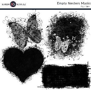 Empty Nesters Masks