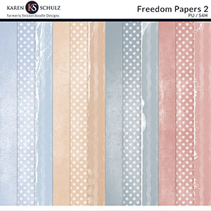 Freedom Paper Pack 2