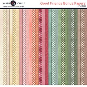 Good Friends Bonus Papers