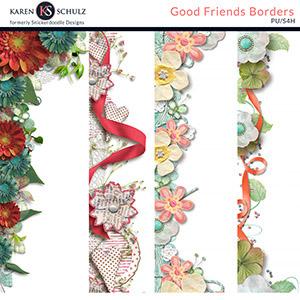 Good Friends Borders