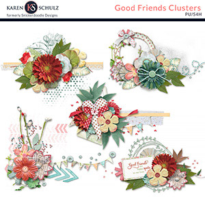 Good Friends Clusters