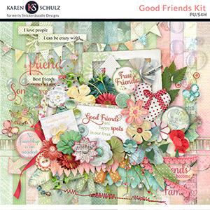 Good Friends Kit