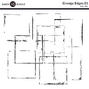 Grungy Edges 01