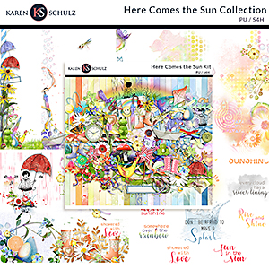Here Comes the Sun Collection