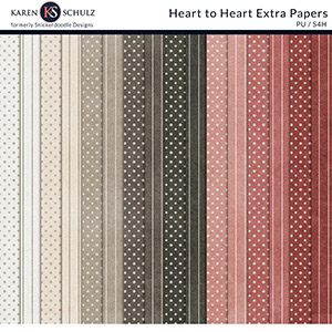 Heart to Heart Extra Papers