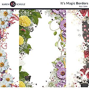 It's Magic Borders