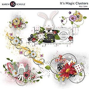 It's Magic Clusters