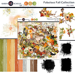 Fabulous Fall Collection