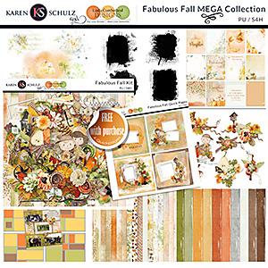 Fabulous Fall Mega Collection