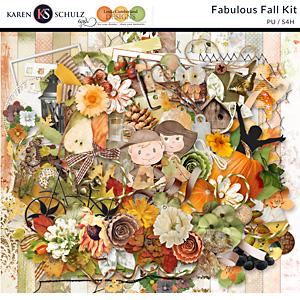 Fabulous Fall Kit